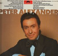 Cover Peter Alexander - Peter Alexander [1975]